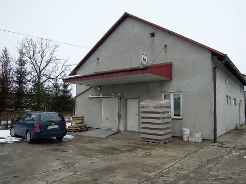 Budynek Browaru Artezan - dawna masarnia
