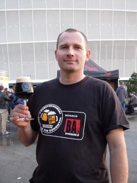 Debiut na WFDP - Łukasz Jajecznica/Browar Podgórz