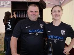 Wojtek i Gosia Frączykowie - Widawa