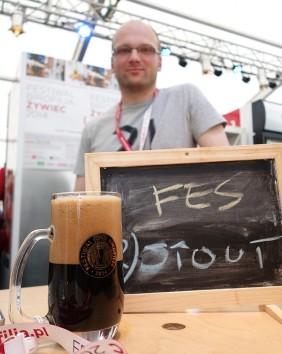 Arek Suchecki i jego bardzo dobry FES