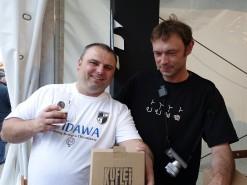 Wojtek Frączyk i Piotr Fałat (Kufle i Kapsle)