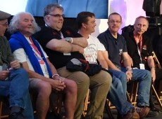 Ian Hornsey, Andreas Richter, Simon Martin, Volker Quante, Don Jeffrey