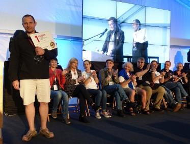 Polski Kraft 2014 przyznany Browarowi Podgórz za 'Uśmiech Anieli'
