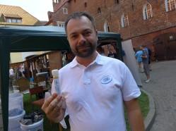 Filip Paprocki z Fermentum Mobile