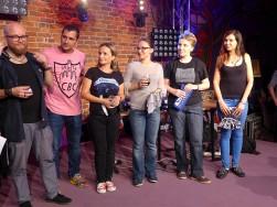 Laureatki konkursu Geeky Beer Girls
