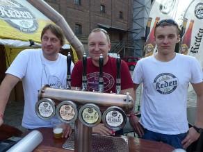 Piwowarzy: luklaz, strzelczyk76 oraz Paweł