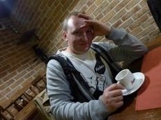 Marcin Strzelczyk - Cały dzień tylko na kawie