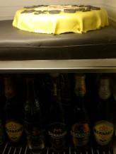 W lodówce też coś jest