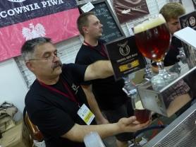 Marek Bakalarski i Tomek Rogaczewski - Pracownia Piwa