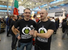 Grzesiek Stachurski i Maciek Skrzypokowski (Setka)