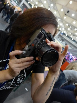 Magda (Beer Geek Madness) i Leica M9