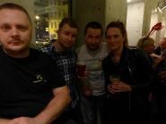 Tomek Rogaczewski, Marcin Świetlikowski, Marcin Stefaniak, Marlena Żukowska