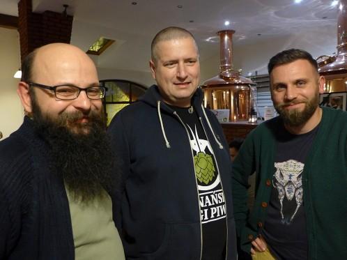 Brulion, Niedźwiedż i Bartek Napieraj