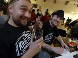 "Paweł Solik i Mateusz ""BorGo"" - Browar Kraftwerk"