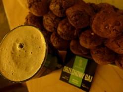 Do piwa domowe muffiny gratis!