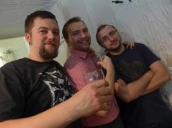 Ich Troje: Michał, Adrian, Komar