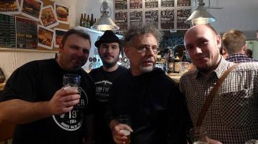Jest i Hasintus i piwowar uruchamianego browaru w Żyrardowie