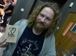 Mariusz i jego piwny notatnik