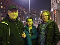 Niedźwiedź, Agata, Rafał