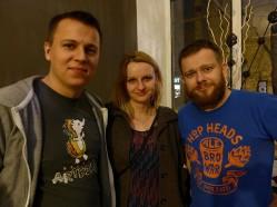 Darek, Beata, Michał