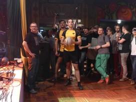 Pinta w kooperacji z rugbystami