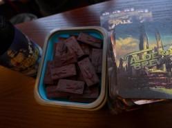 i czekoladki z sarkofagiem Hana Solo