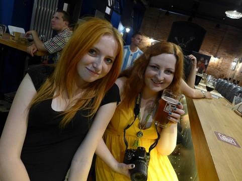Marlena i Kamila