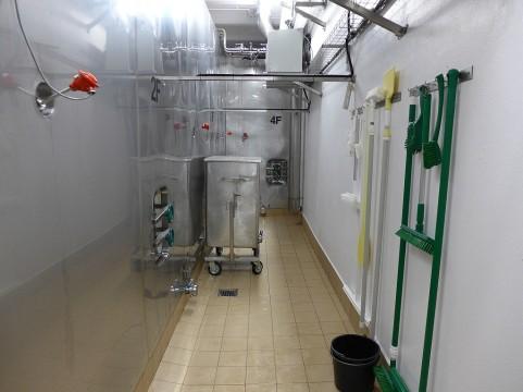Po 3-4 dniach fermentacji piwo przewożone jest na butelkowanie do Miłosławia