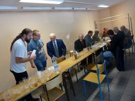 """IX Grodziski Konkurs Piw Domowych """"Piwo w stylu grodziskim"""""""