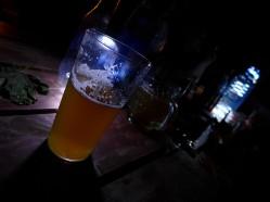 Światło już wyłączyli, piwo też się zaraz skończy