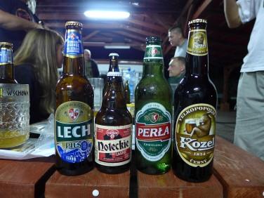 Wielki test piw z kempingu: Lech pils najlepszy, Noteckie beznadziejne