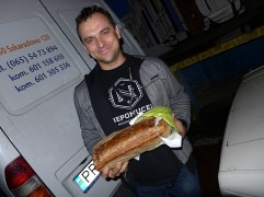 Chleb. Na pożegnanie