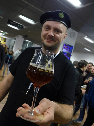 Tomek prezentuje: Mr. Hard barrel aged