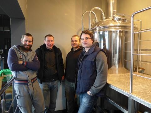 Łukasz, Maciek (Sketch) oraz Adrian i Rafał (Bednary)