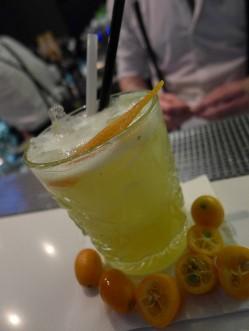 Kumkwat Sour czyli drinkowy pierwowzór