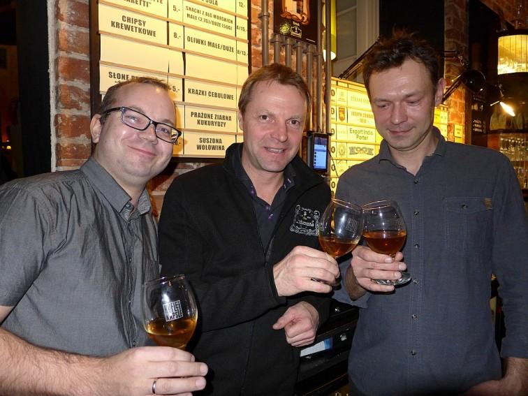 Roch, Dirk, Piotr