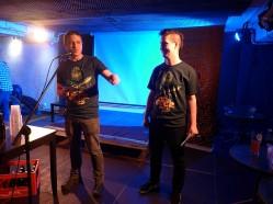 Olek Hurko i Janek Gadomski otwierają finał