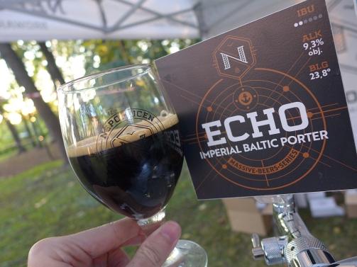 Świetne, rok leżakowane Echo