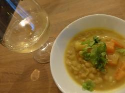 Delikatne curry z dynią
