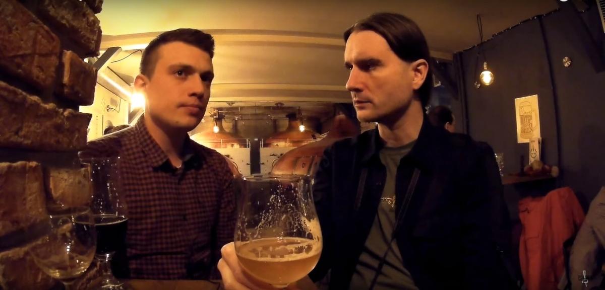 Browar Absztyfikant w Craft Beer Muranów