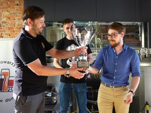 Puchar PSPD 2019/2020 dla Jakuba Kawy!