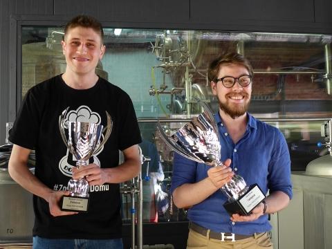 Jakub Kawa i Maciej Brzozowski - 1 i 2 miejsce w Pucharze PSPD 2019/2020
